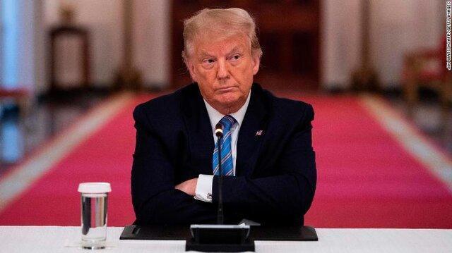 جنجال برسر یک فرمان اجرایی دیگر ترامپ