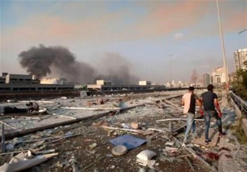 خسارت 5میلیارددلاری لبنان از انفجار بیروت، تحقیقات درباره انفجار شروع شد