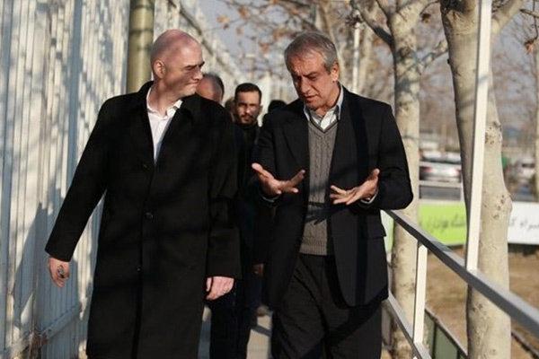 اینفانتینو: فیفا دنبال راه حل انتقال پول به ایران است