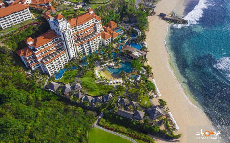 هتل 5 ستاره هیلتون بالی ریزورت، اقامت در طبیعت خیره کننده اندونزی