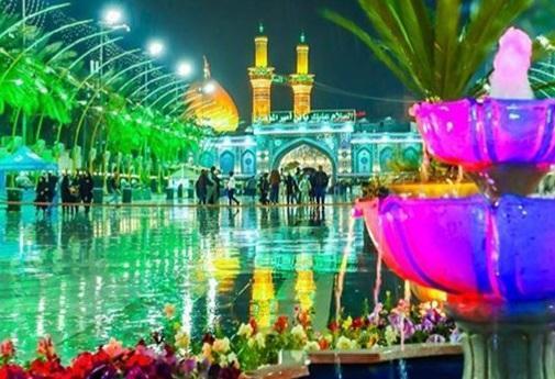 عکس، جشن عید غدیر در کربلا برگزار نمی شود