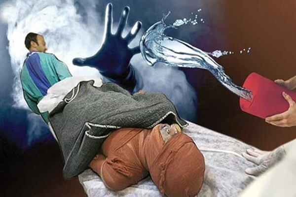 بازداشت دامادی که عروس را با اسید سوزاند