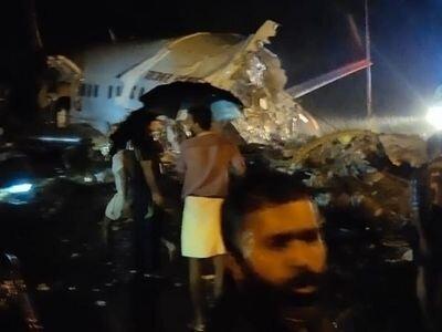 سه کشته و 40 زخمی در حادثه هوایی فرودگاه کرالا