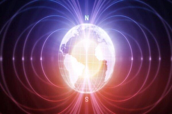 ضعیف شدن میدان مغناطیسی زمین آنالیز می گردد