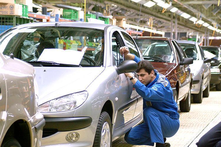 آمار تولید خودرو در مردادماه اعلام شد، شکسته شدن رکورد تجاری سازی