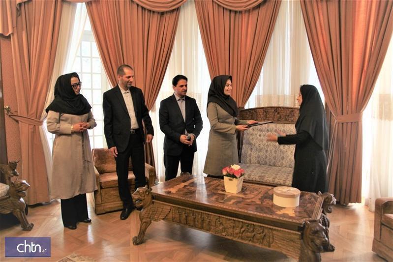 فرآیند تحویل قطعی اموال موزه ظروف سلطنتی سعدآباد به امین اموال انجام شد
