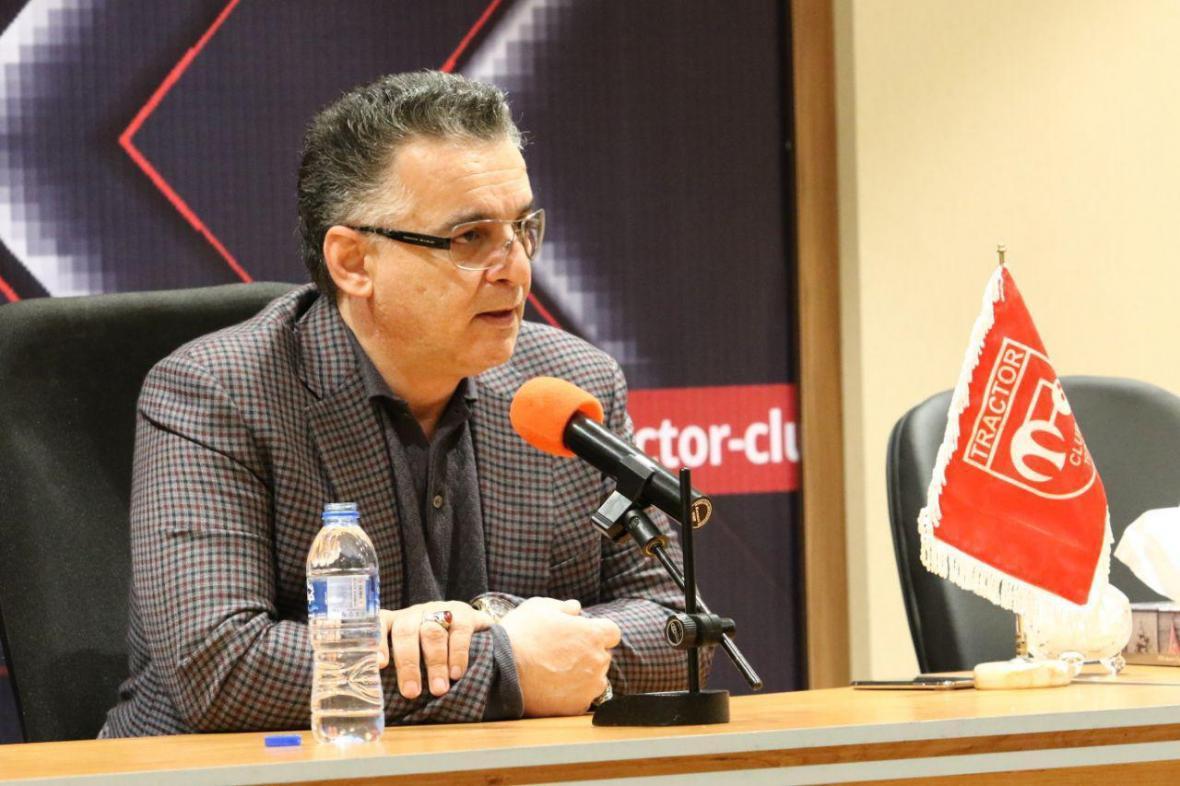 مالک تراکتور: کسب سهمیه آسیایی و صعود به فینال جام حذفی کمترین حق طرفداران بود