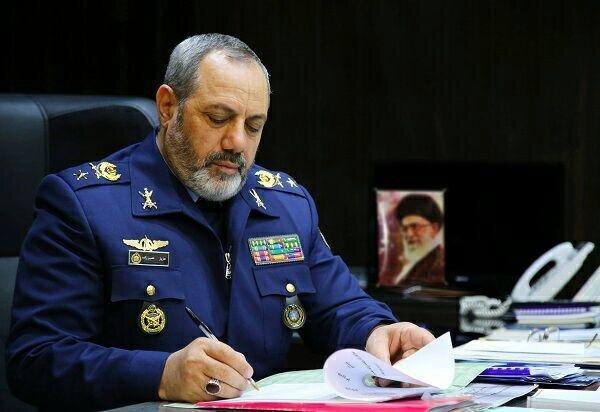 امیر نصیرزاده: همکاری نهاجا و پدافند سدی خلل ناپذیر در آسمان کشور ایجاد نموده است