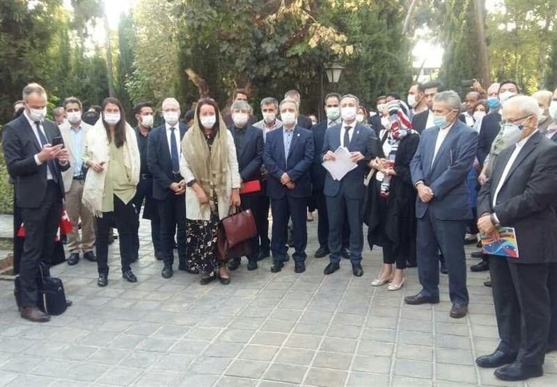 برگزاری نمایشگاه 100 سال روابط دیپلماتیک ایران و سوئیس در تهران