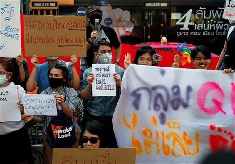 اعلام حالت فوق العاده در تایلند برای مقابله با تظاهرات