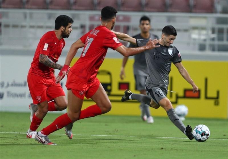 جام حذفی قطر، دومین شکست متوالی الدحیل در غیاب رامین رضاییان
