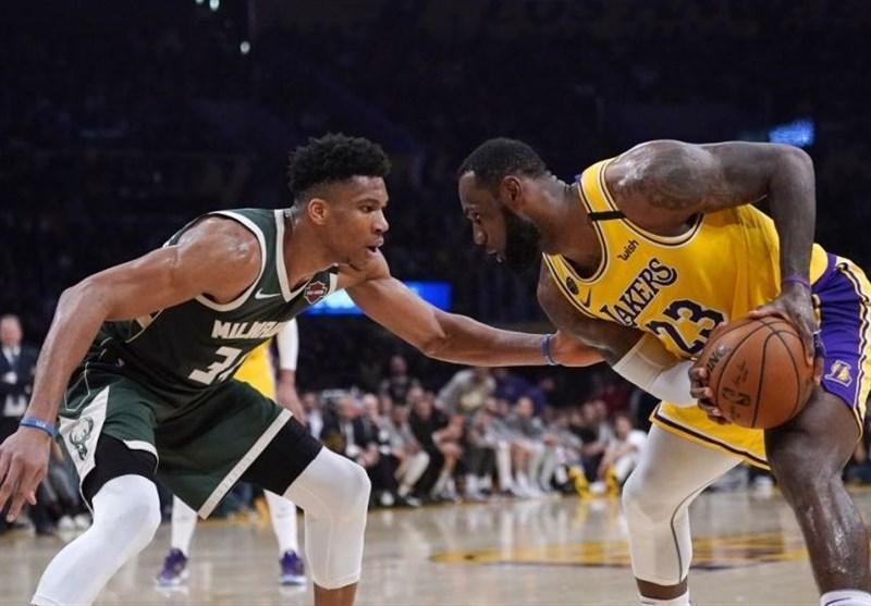 پلی آف لیگ NBA، پیروزی لیکرز مقابل راکتس، یاران جیمز در آستانه صعود به فینال کنفرانس غرب