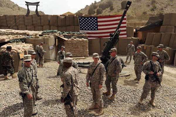 کوشش آمریکا برای تداوم حضور نظامی در عراق