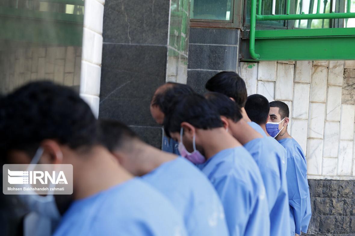 خبرنگاران دستگیری 18 دزد با 60 سرقت و دیگر اخبار کوتاه خراسان شمالی