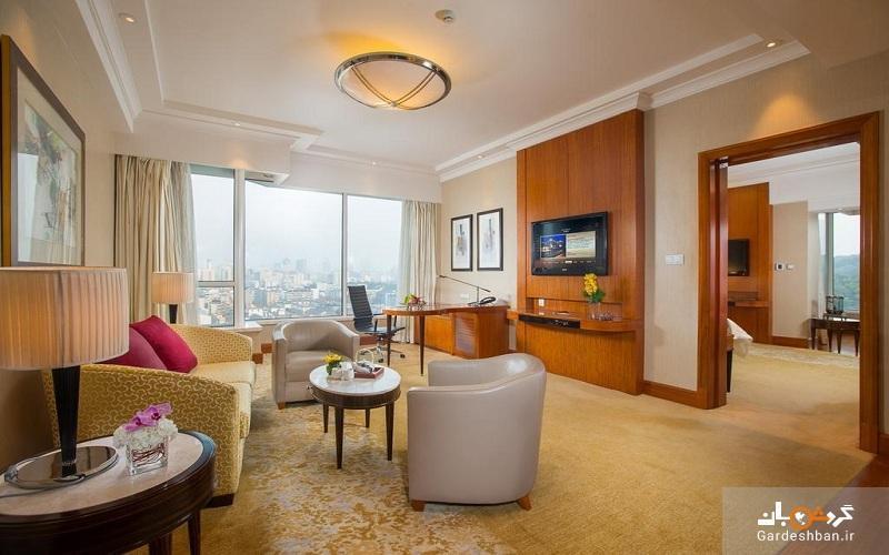 دراگون هانگژو؛از هتل های 5 ستاره هانگژو، اقامتگاهی که برنده جایزه ستاره الماس شد، تصاویر