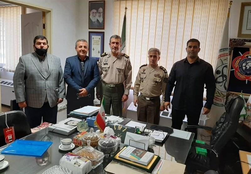 توافق اولیه انجمن جوجیتسوjjif و ستاد کل نیروهای مسلح