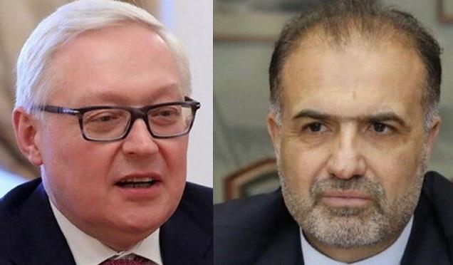 ملاقات سفیر ایران در مسکو و ریابکوف درباره برجام