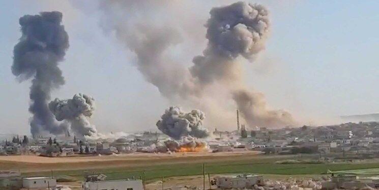 انفجار مهیب سوریه را لرزاند