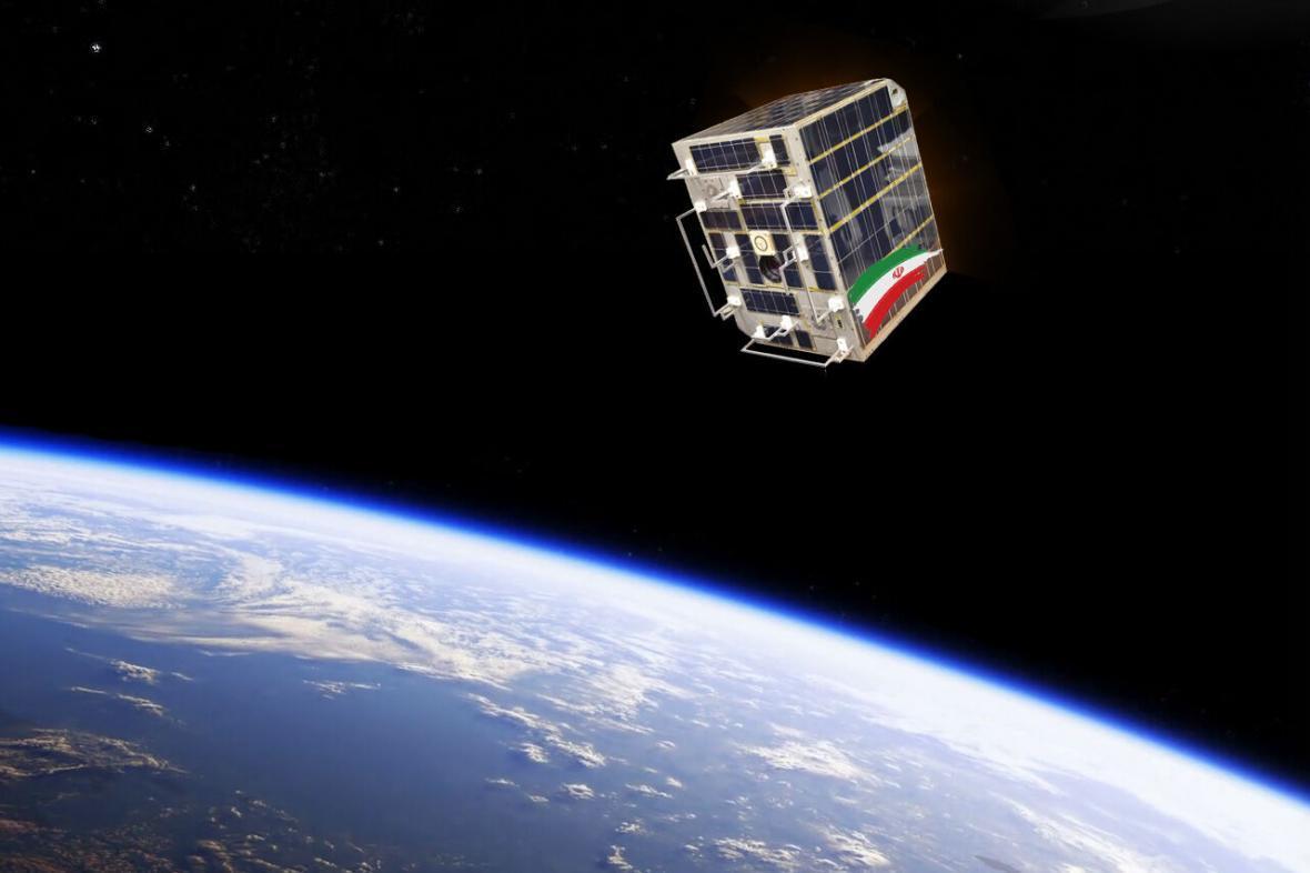 ماهواره پارس 1 در راه تحویل به سازمان فضایی