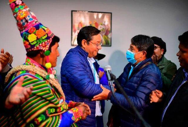 رئیس جمهور بولیوی: مورالس نقشی در دولتم ندارد