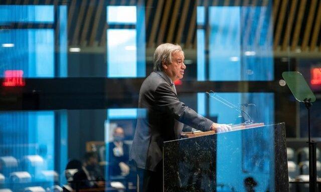 درخواست مجدد سازمان ملل برای توقف درگیری ها در قره باغ