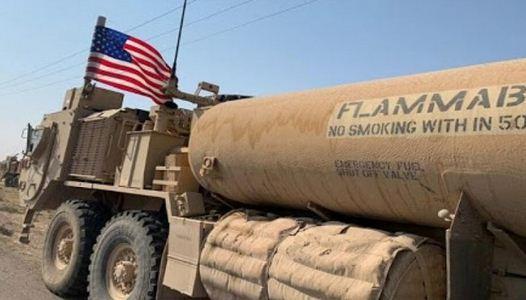 سانا: آمریکا 37 تانکر نفت دیگر از سوریه را به وسیله عراق قاچاق کرد