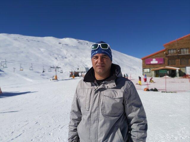 باقر کلهر: قصد داشتم تیم ملی اسکی را رها کنم، محمدکیادربندسری به اردو دعوت می شود