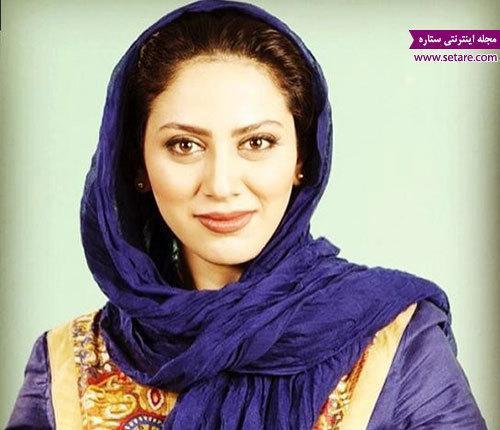 بیوگرافی مونا فرجاد، بازیگر سینما و تلویزیون