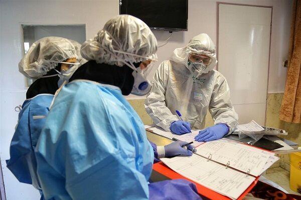 خبرنگاران بیمارستان های پذیرش کننده بیماران کرونایی در بیرجند افزایش یافت