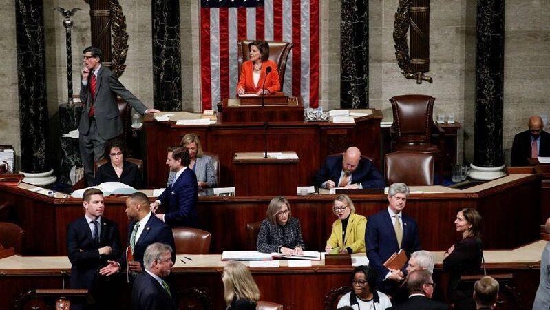 خبرنگاران برتری دموکرات ها در مجلس نمایندگان؛ جمهوری خواهان به تصاحب سنا نزدیک شدند