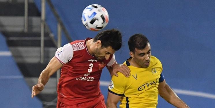 AFC دو بازیکن النصر را به خاطر تخلف در ملاقات با پرسپولیس نقره داغ کرد