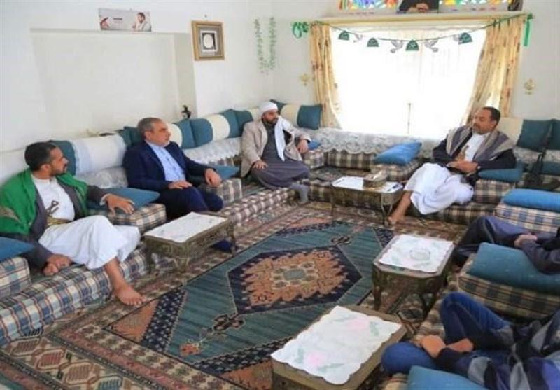 سفیر ایران شهادت وزیر ورزش و جوانان یمن را تسلیت گفت