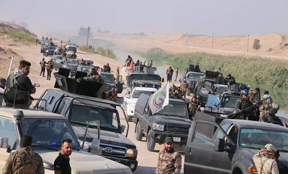 خبرنگاران آخرین رویدادهای امنیتی عراق و عملیات علیه داعش