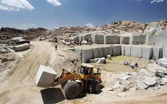 رشد میانگین 16.6 درصدی تولیدات منتخب بخش معدن