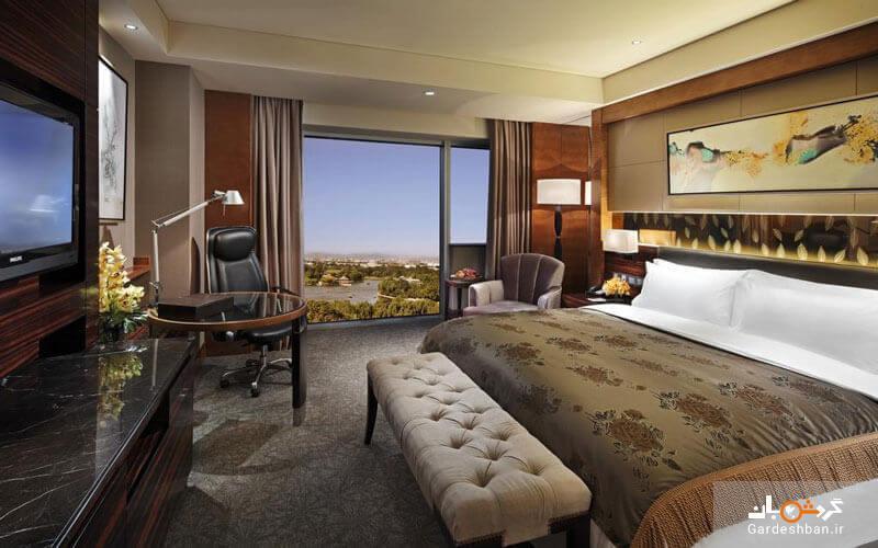 هتل لیک ویو (Lake View Hotel Beijing) ؛ هتلی پنج ستاره و لوکس در شهر پکن