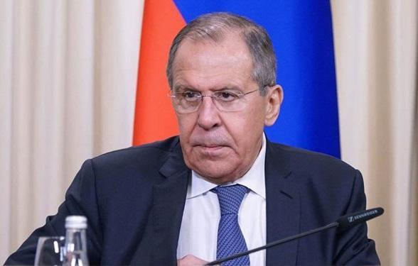 لاوروف: ادعای ارتباط روسیه با مخالفان بلاروس دروغ محض است