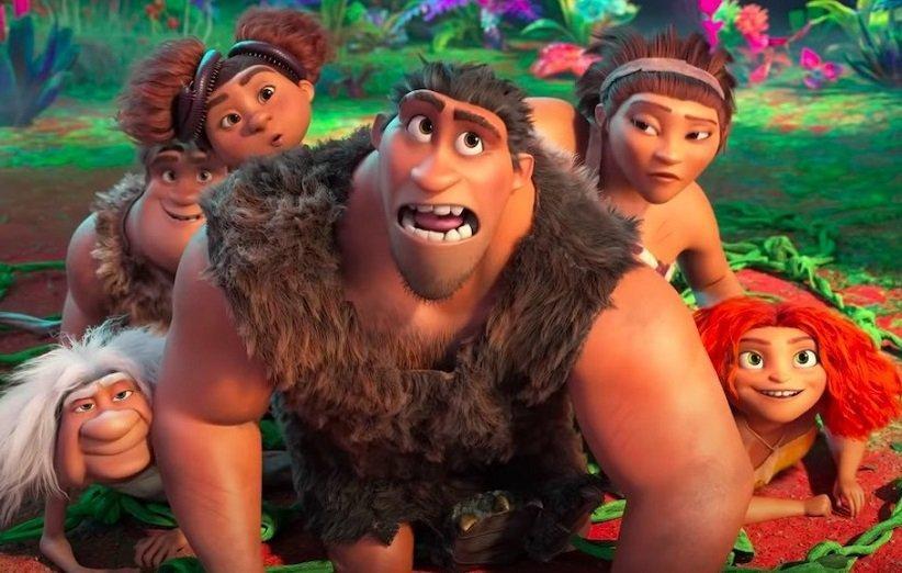 گزیده نقدهای انیمیشن خانواده غارنشینان: عصر جدید؛ شکست دریم ورکس