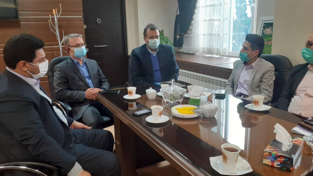 خبرنگاران مازندرانی افراد دلسوزی هستند، خبرنگاران پل ارتباطی بین مسئولین و مردم هستند