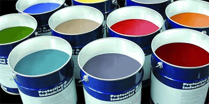 ظرفیت افزایش صادرات رنگ به کشورهای بالقوه هدف صادراتی
