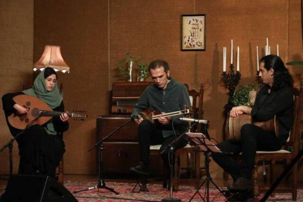 خاتمه کنسرت های آنلاین موسیقی دستگاهی در شب یلدا