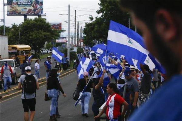 نیکاراگوئه قانونی را برای کنار گذاشتن مخالفان از انتخابات 2021 تصویب کرد