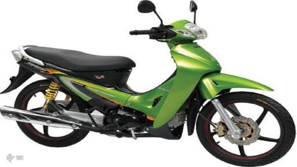 قیمت انواع موتورسیکلت در بازار امروز دوم دی 1399