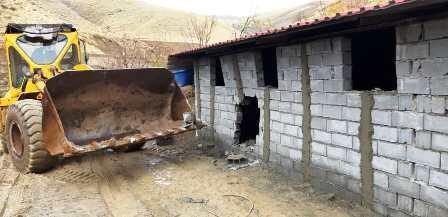 1700هکتار از اراضی ملی در سیستان و بلوچستان برطرف تصرف شد