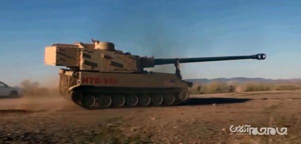 هویتزر ارتش آمریکا به رکورد جدیدی دست یافت