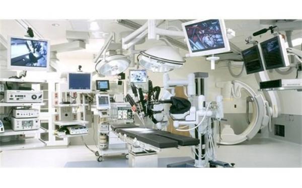 تولید بخشی از تجهیزات درمانی در کشور