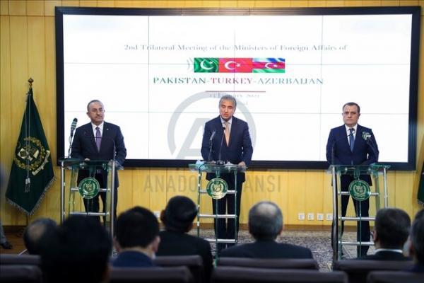 تاکید اعلامیه اسلام آباد بر همکاری عمیق ترکیه، جمهوری آذربایجان و پاکستان