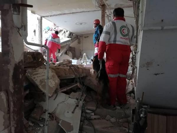 انفجار گاز در ماهدشت کرج یک کشته برجای گذاشت
