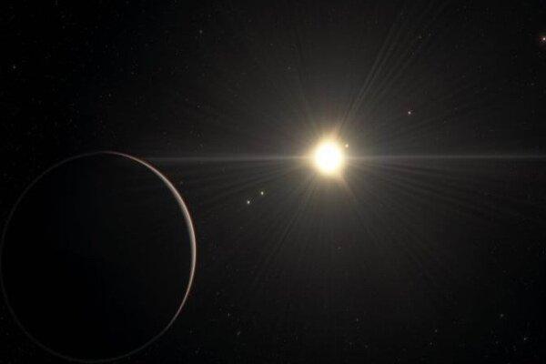 یک خورشید جوان کشف شد