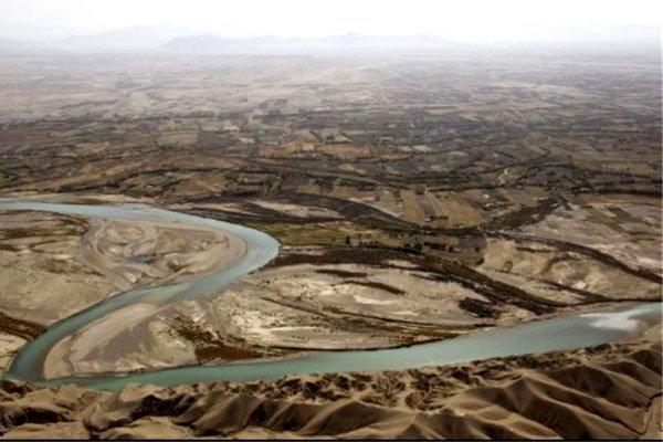 شروع نقشه برداری از رودخانه هیرمند مرزی برای تحویل حقابه ایران