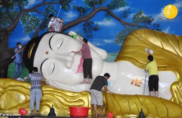 (تصاویر) جشن سال نو چینی